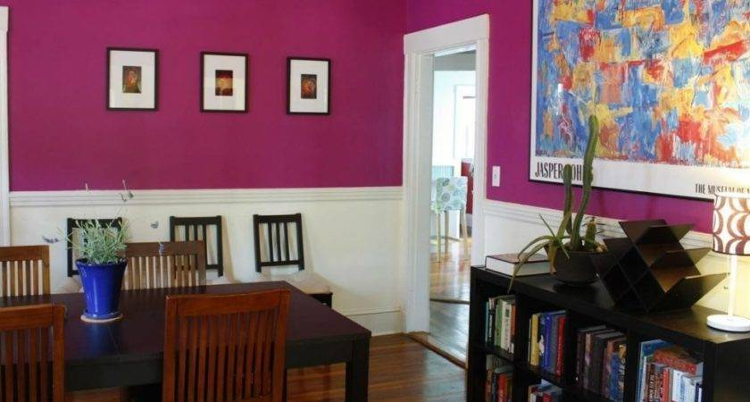 Magenta Room Painting Ideas Crazy Colors Rethink