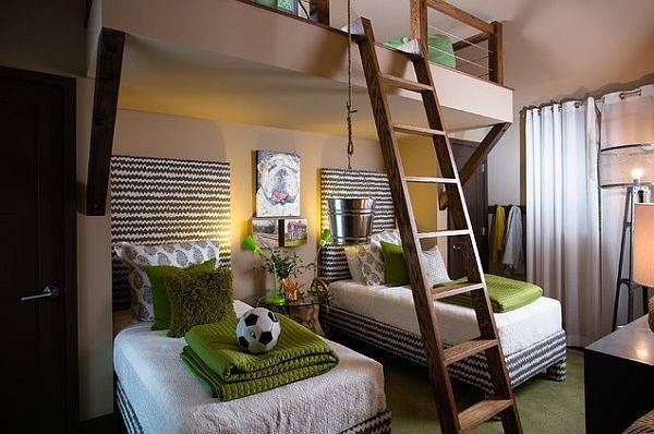 Magical Kids Bedrooms Inspire Your Renovations