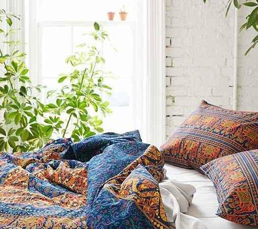 Magical Thinking Circle Medallion Duvet Urban Outfitters
