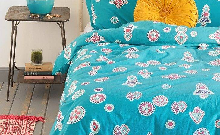 Magical Thinking Dotted Medallion Duvet Cover Urban
