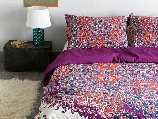 Magical Thinking Medallion Duvet Cover Shopstyle