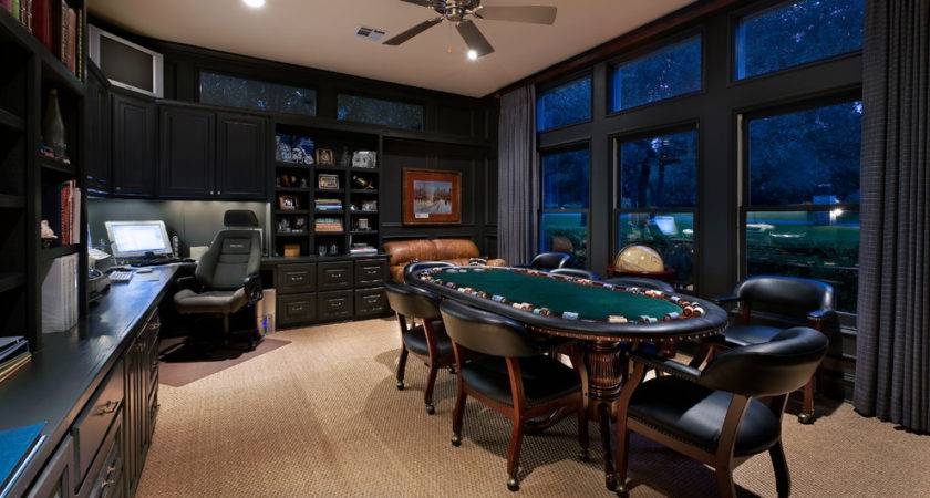 Magnificent Man Cave Furniture Decorating Ideas