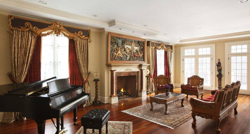 Magnificent Ornate Wall Frames Decorating Ideas