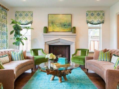 Magnificent Turquoise Rug Look Other Metro Contemporary