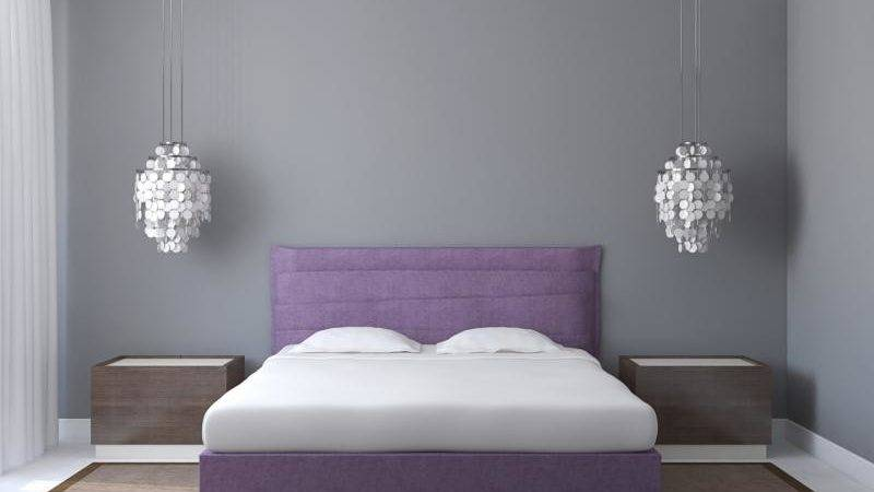 Make Gray Walls Look Less Purple Home Guides
