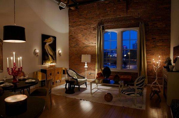 Make Industrial Loft Feel Like Home