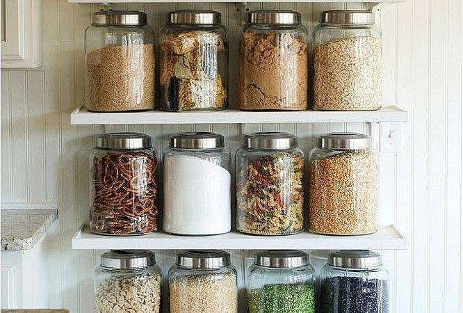 Make Your Kitchen Pantry More Organized