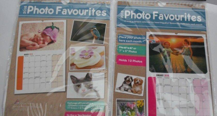 Make Your Own Personalised Calendar