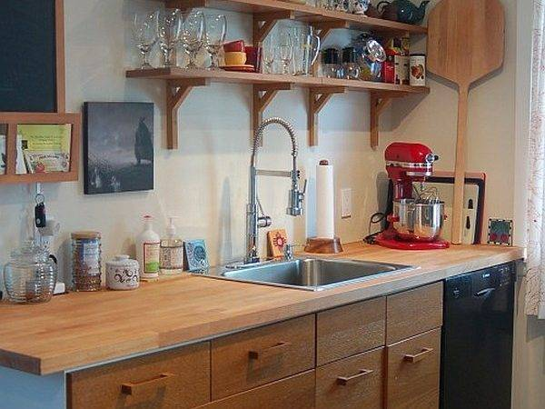 Making Most Small Kitchens