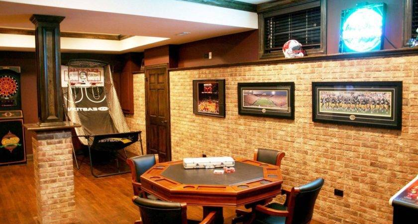 Man Cave Wall Colors