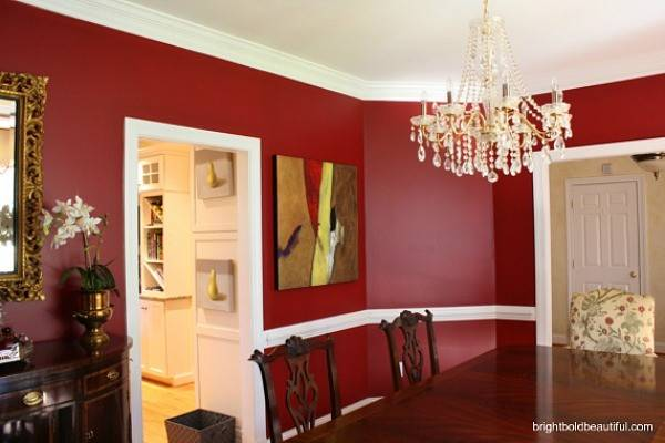 Marsala Color Inspiration Bright Bold Beautiful