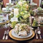 Martha Stewart Christmas Table Decorations Top
