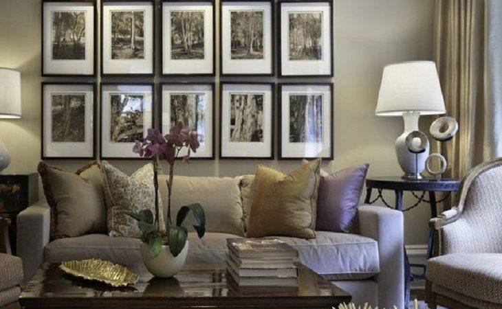 Marvellous Gray Living Room Ideas Decorating Paint