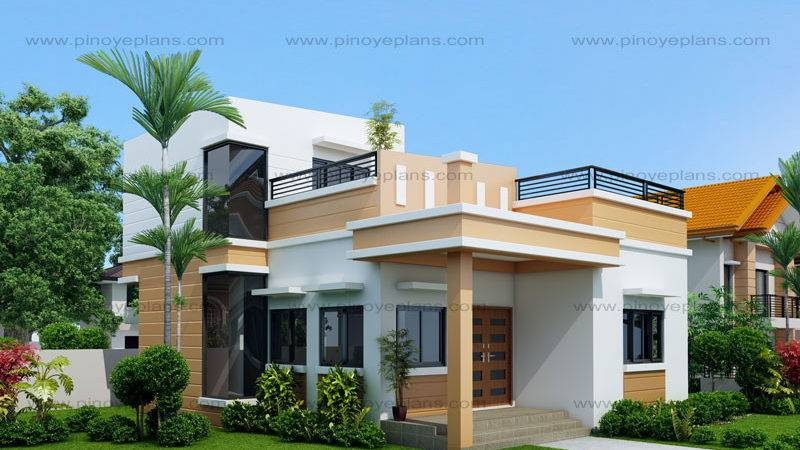 Maryanne One Storey Roof Deck Shd Pinoy