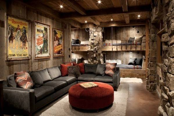 Masculine Man Cave Ideas Design Guide Next Luxury