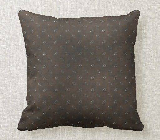 Masculine Manly Grungy Metal Diamond Plated Art Throw