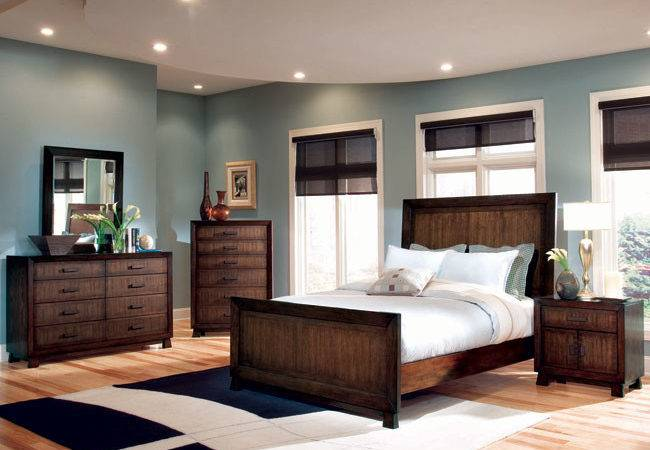 Master Bedroom Decorating Ideas Blue Brown Wasn