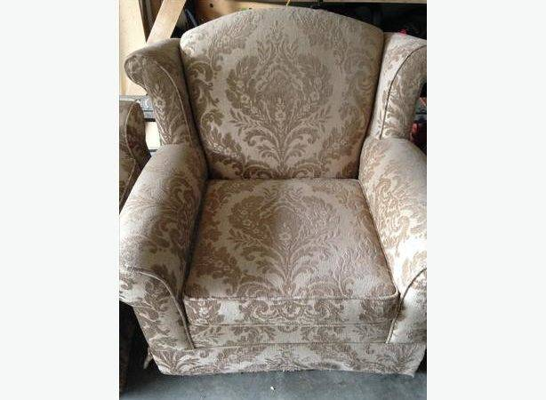 Matching Living Room Chairs Central Saanich Victoria