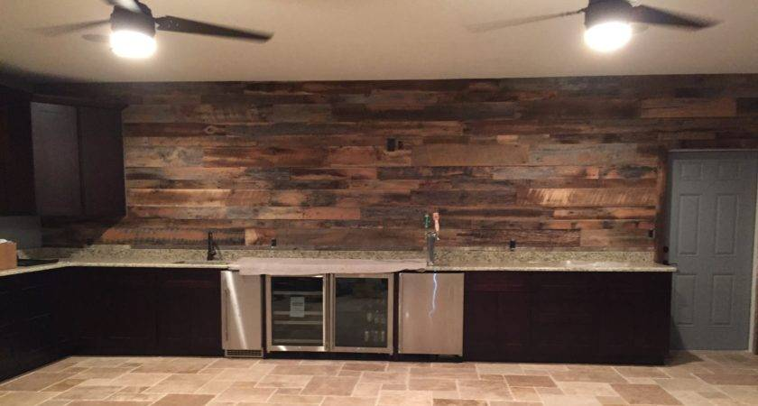 Mcgill Reclaimed Wood Wall Project Fama Creations