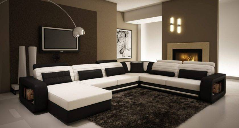Media Room Furniture Sofa Living Leather