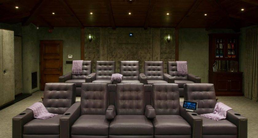 Media Room Seating Ideas Options Tips