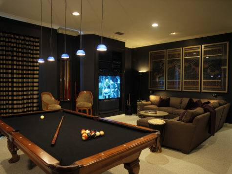 Men Bachelor Pad Decor Ideas Modern Look Royal