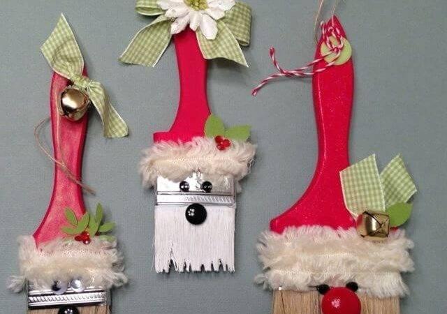 Merry Christmas Art Craft Ideas