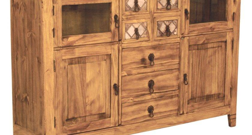 Mexican Pine Furniture Rustic Home