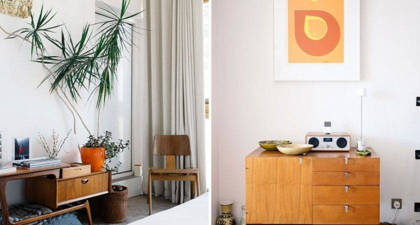 Mid Century Modern Apartment Home Tour Barbican