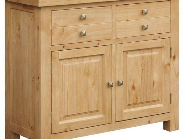Midway Pine Small Buffet Sideboard