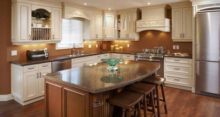 Minimalist Kitchen Design Concept Luxury Country