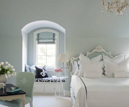 Mint Green Bedroom Design Decor Photos