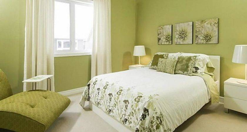 Mint Green Paint Color Charming Bedroom Decorating