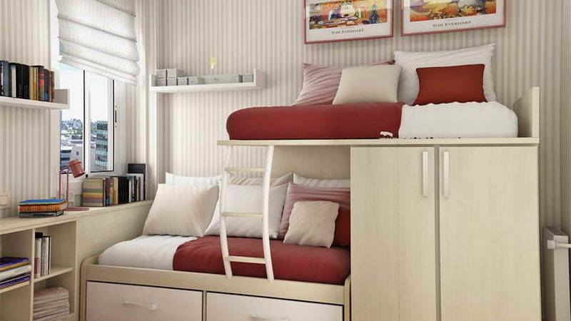 Miscellaneous Bunk Bed Design Ideas Small Bedrooms