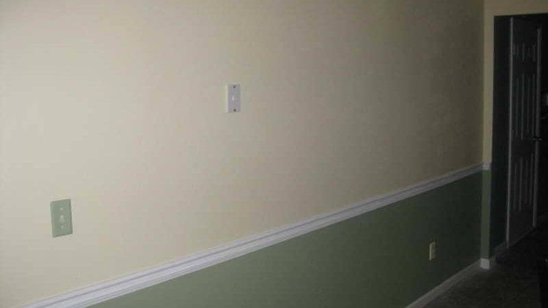 Miscellaneous Two Color Painting Ideas Rooms Wall Paint