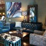 Mismatched Leather Furniture Fabric Combination Ideas