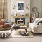 Mix Chic Stylish Casual Living Room Ideas