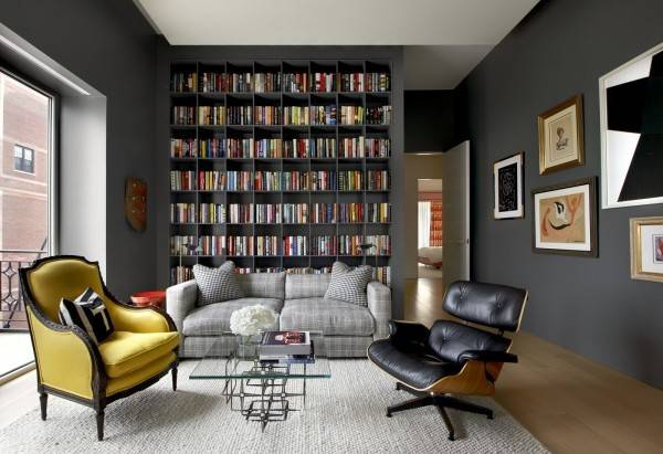 Mixing Old New Furniture Styles