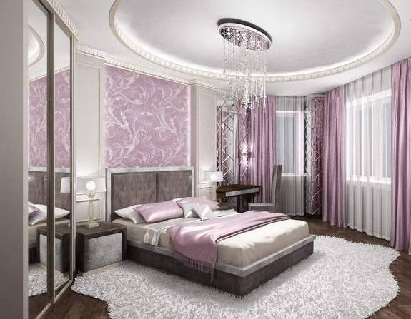 Modern Apartment Bedroom Decorating Ideas