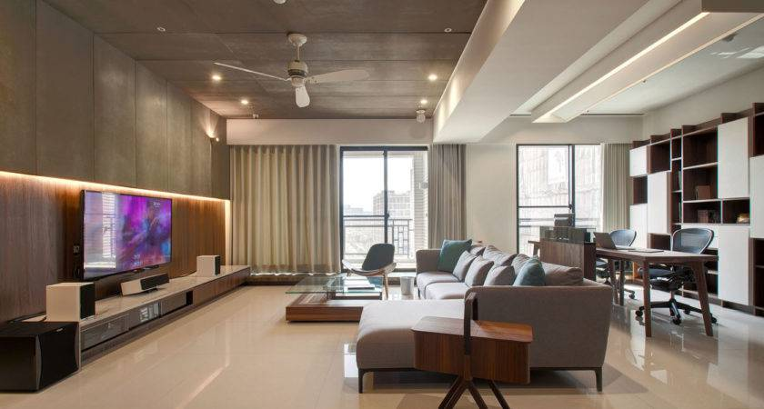Modern Apartment Designs Phase Design Studio