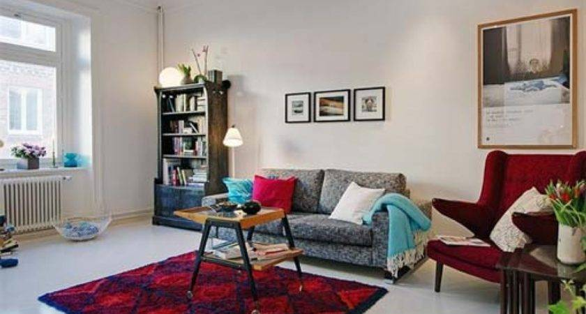 Modern Apartment Living Room Dands