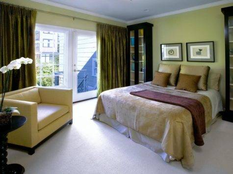 Modern Bedroom Color Schemes Options Ideas