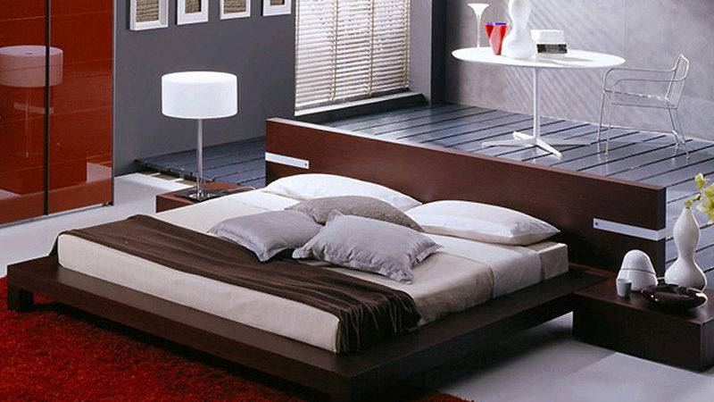 Modern Bedroom Furniture Suitable Your Style