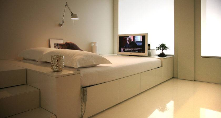 Modern Bedroom Small Space Furniture Ideas New Home Scenery