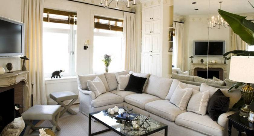 Modern Chic Living Room Interior Design Ideas Sara Gilbane