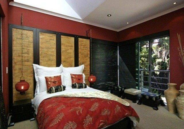 Modern Chinese Themed Bedroom Design Beautiful Homes