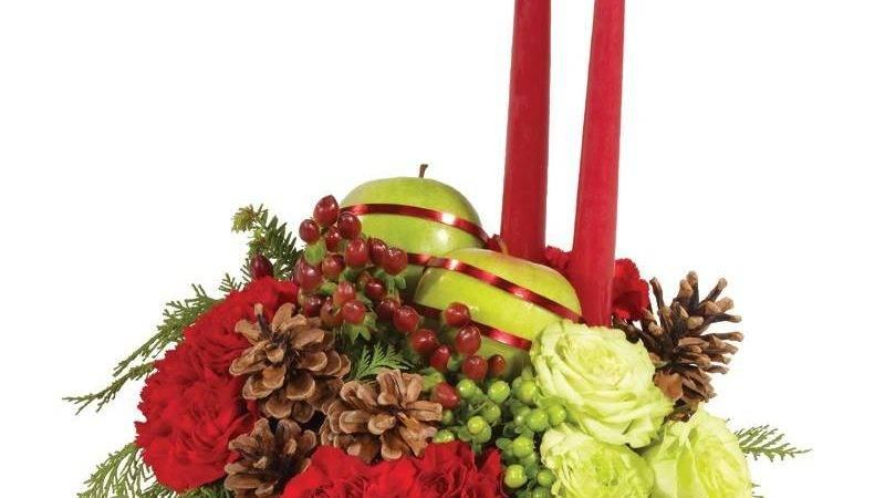 Modern Christmas Centerpieces Dandelions Flowers Gifts