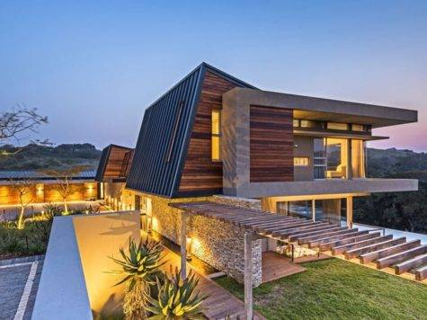 Modern Comfortable House South Africa Albizia