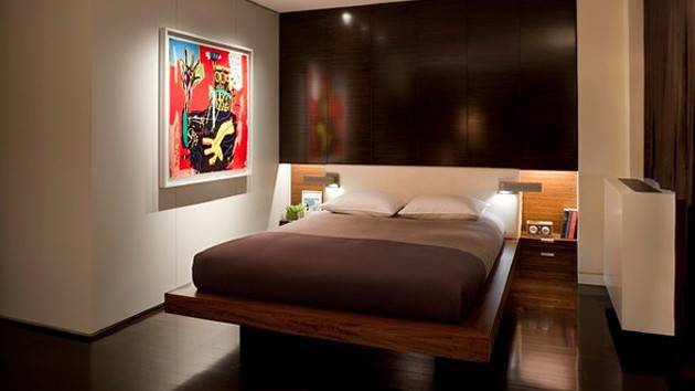 Modern Contemporary Masculine Bedrooms Home Design Lover