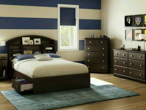 Modern Cool Mens Bedroom Ideas